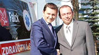 Falck expands into the Czech Republic