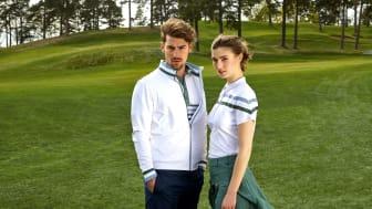 Cross Sportswear lanserar Golfkollektion SS20