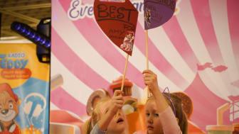 Größtes Highlight beim PLAYMOBIL-Event: Die ergreifenden Best Friends-Stories der Kinder