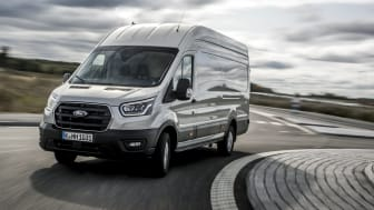 Az új  Ford Transit