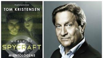Tom Kristensen med thrillerserie for ungdom