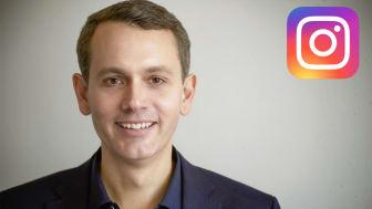 Christoph Werner, Vorsitzender der Geschäftsführung von dm heute live auf Instagram