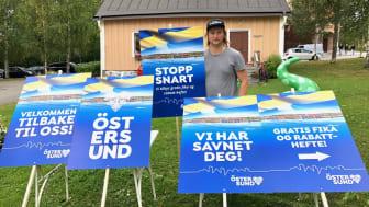 Destination Östersund drar till gränsen för att välkomna norska besökare
