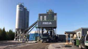 Swerock förvärvar betong- och ballastverksamhet i Luleå