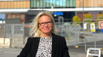 Charlotte Broberg (M) fastighets- och serviceregionråd