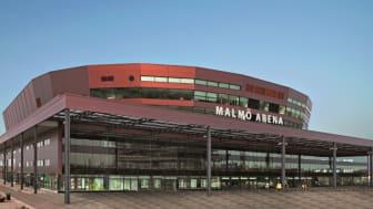 Malmö Arena, E.ON och Schneider Electric i samarbete om smart energilösning
