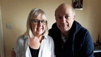 Congleton stroke survivor backs Stroke Association's FAST message