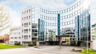 "Aroundtown Büroimmobilie ""Solaris"" in Stuttgart-Vaihingen (Quelle/Urheber: Aroundtown SA)"