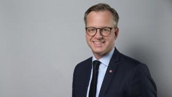 Närings- och innovationsminister Mikael Damberg besöker Sigma IT Consulting på Lindholmen. Foto: Kristian Pohl/Regeringskansliet
