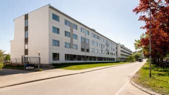 Hotellfastigheten Ritmallen 2 i Rotebro.