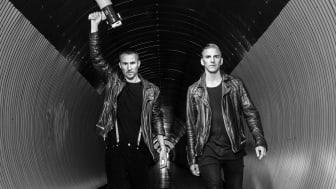 Superduon Galantis gör Sverigedebut på Way Out West