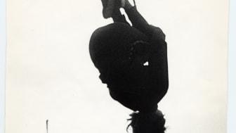Foto från Tältprojektet, 1977.