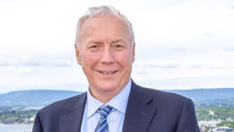 Kjell Rusti, adminstrerende direktør i Sopra Steria