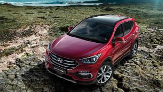 Sverigepremiär för Hyundais nya Santa Fe till helgen