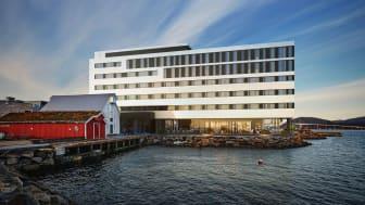 Det nye Scandic-hotellet på Sortland blir det største i Vesterålen og regionen