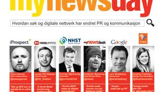 Velkommen til Mynewsday!