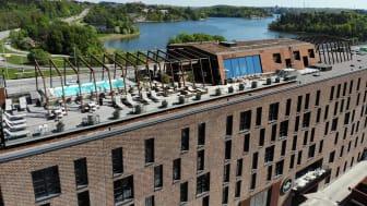 Winery Rooftop Terrace är en av de bästa i världen enligt Forbes (Foto: Christian Bergenstråhle)