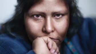 PRESSINBJUDAN: De överlevde det dödliga våldet - Cause of death: Woman | Lördag 16 maj kl 13.00