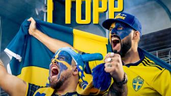 """Nu släpps videon till den officiella Fotbolls-EM """"Flaggan I Topp"""" med Anis Don Demina x SAMI"""