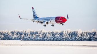 Norwegian unirá Barcelona y Madrid con Islandia a partir de noviembre