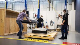 Ford Ion Park - a Ford új akkumlátor-központja