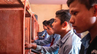 Et digitalt psykisk helsetilbud for barn og unge i Nepal – er det mulig?