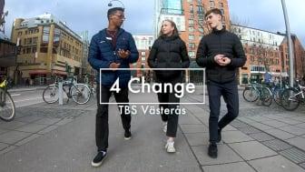 UF-företaget 4 Change vill göra skillnad för utsatta människor