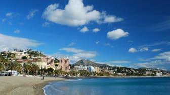 Kraftig minskade bostadsköp i Spanien