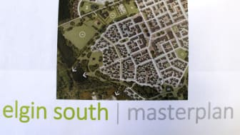 Elgin South draft masterplan approved by councillors