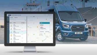 A Ford Telematika Vezetés alkalmazás segítségével a sofőr gyorsan és egyszerűen oszthatja meg a fontos és aktuális dolgokat a flottamenedzserrel