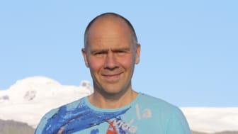 Prosjektleder Albert K. D. Imsland (FoU-sjef akvakultur, Akvaplan-niva)