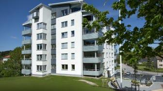 Serporocsystemet är ett säkert, utprovat och certifierat fasadsystem