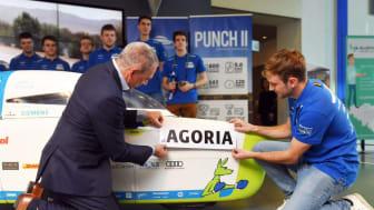 L'Agoria Solar Team va tenter de décrocher l'or en Australie