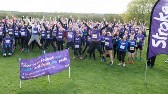 Manchester runners raise over £15,000 for the Stroke Association