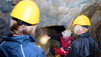 Das Besucherbergwerk Zinngrube in Ehrenfriedersdorf steht stellvertretend für vielfältige Führungen über und unter Tage sowie zahlreiche Veranstaltungen während der Bergbau Erlebnistage 2019 / Foto: D. Scheffel