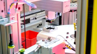 Radonovas nya produktionslinje invigd - ökar kapacitet och leveranssäkerhet