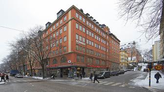 Sveavägen 53. Foto: Pixprovider.
