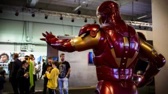 Comic Con i Stockholm och Göteborg flyttas på grund av pandemin