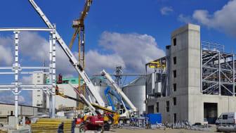 Jordningsprodukter för betongkonstruktioner inom byggnads- och järnvägindustrin från DEHN