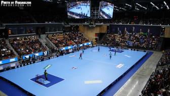 VM-genrep: Sverige-Norge i Helsingborg Arena