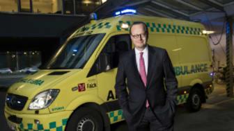Jesper Lok to head Falck's Emergency Division