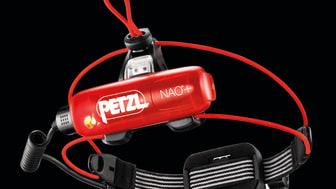 Blinkande lampa baktill på batteripacket ökar synligheten