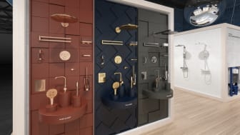 GROHE Virtual Fair Showers
