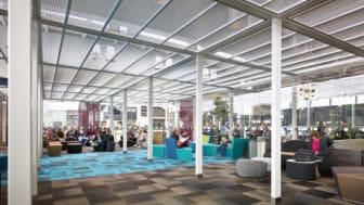 Swedavia inviger nya Terminal 2 på Arlanda Airport, Airport City Stockholm