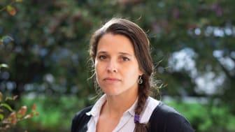 Martina Hibell, generalsekreterare Barnfonden