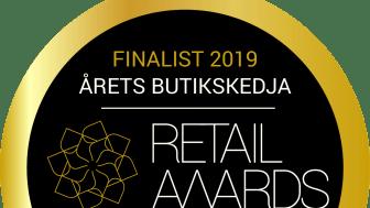 Synsam nominerade till Årets Butikskedja 2019