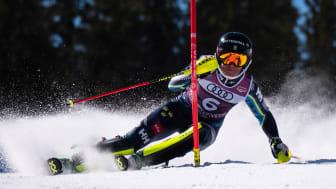 Ylva Stålnacke avslutar sin alpina elitkarriär. Foto Klas Rockberg SSF, fri för publicering
