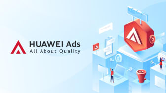 Huawei lanserar Huawei Ads