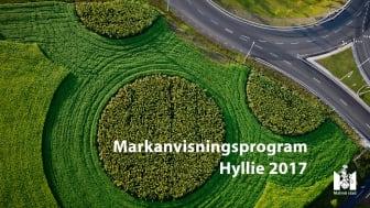 Markanvisning Hyllie 2017 omfattar 3 nya planområden och ska resultera i cirka 850 nya bostäder.