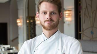 Edvin Chramer appointed new head chef of the Veranda
